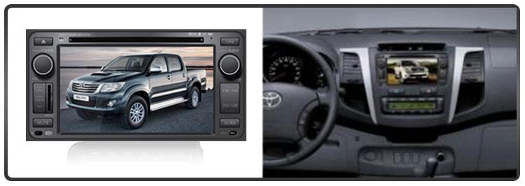 Toyota Hilux Vigo CASKA CA3619