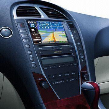 GPS-Navigation-System