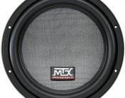 MTX T810-44Thunder 8000 Series 10 subwoofer with dual 4-ohm voice coils