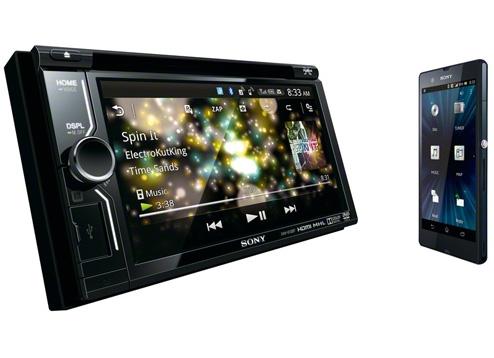Sony XAV-612BT