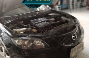 #Mazda 3 คอยล์เย็นรั่วเราแก้ได้