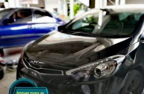 KIA cerato ได้เวลาทำสปาแอร์ แก้ปัญหากลิ่นเหม็นอับในรถและเย็นไม่ฉ่ำ
