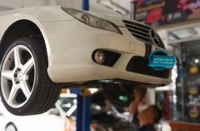 #Benz CLS-55 มีปัญหาที่ระบบพวงมาลัยเพาเวอร์